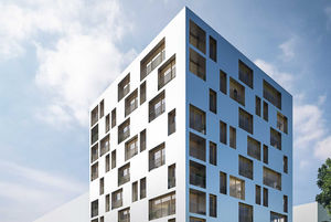 STRABAG/Architektur: Kaden+Lager, Visualisierungen: THIRD