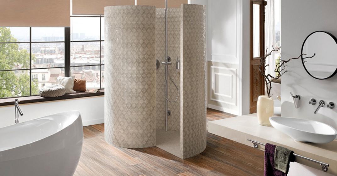 Gemauerte Dusche selber bauen - wohnnet.at