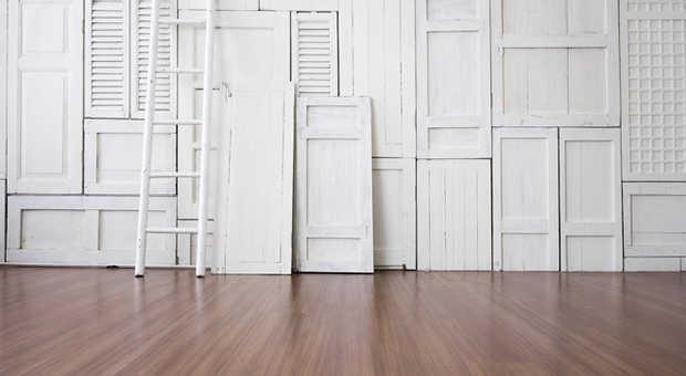 Häufig Holzverkleidung: Vertäfelung oder Panele für Wand und Decke II23