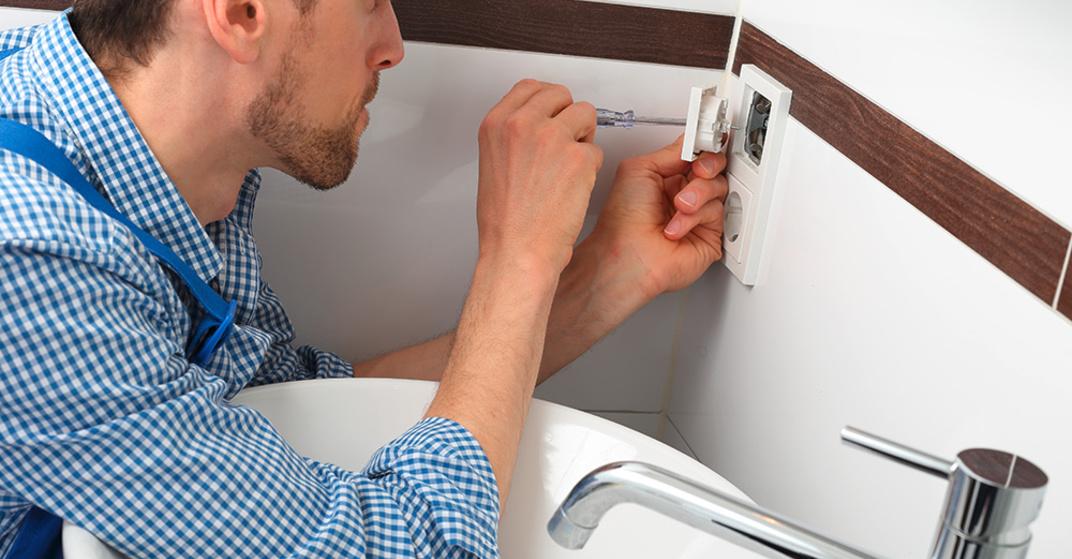 Elektroinstallation Im Badezimmer Schutzbereiche Sicherheitstipps Wohnnet At